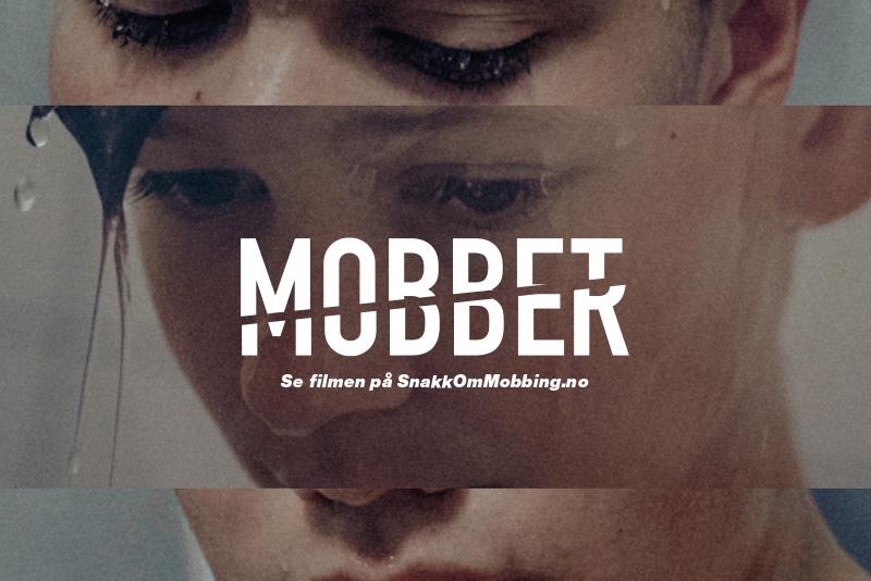Kampanjevideoen Mobbet Mobber